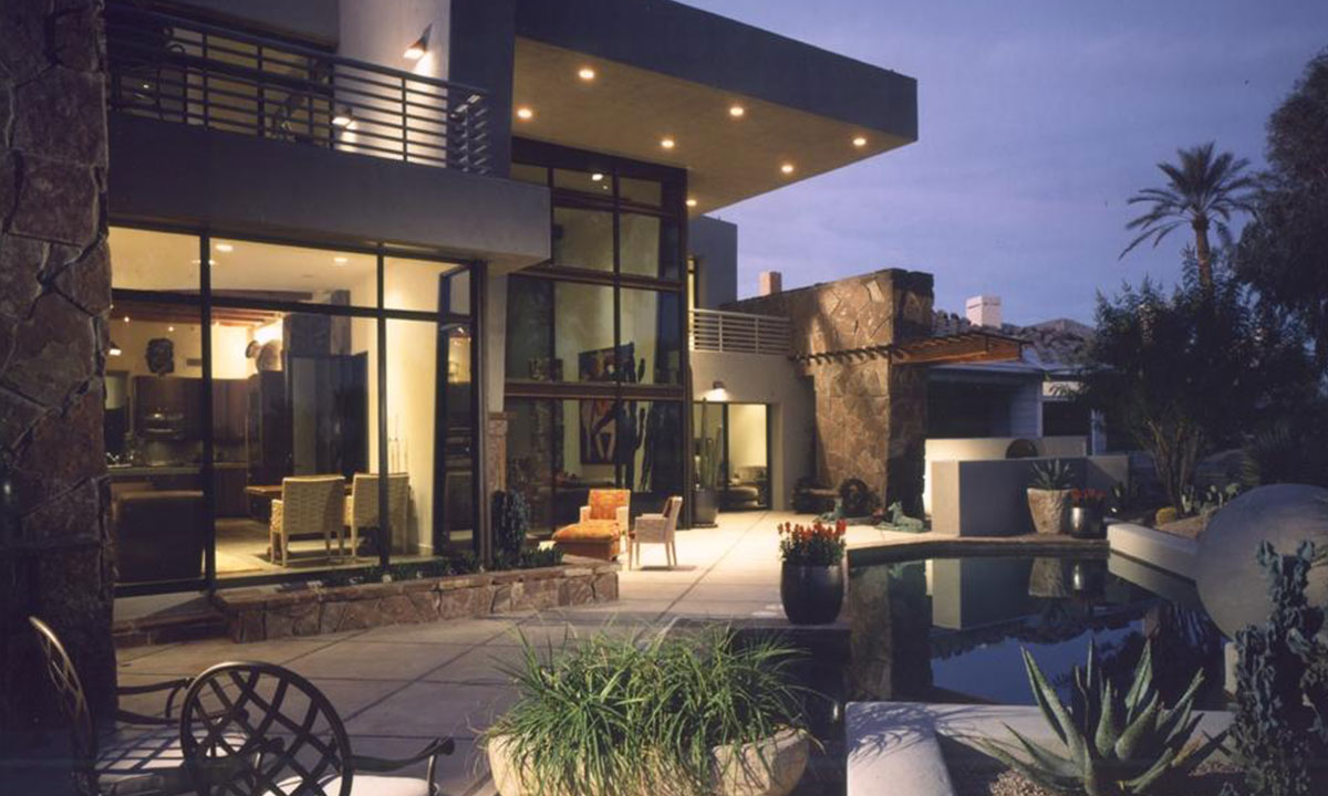 luxury custom homes