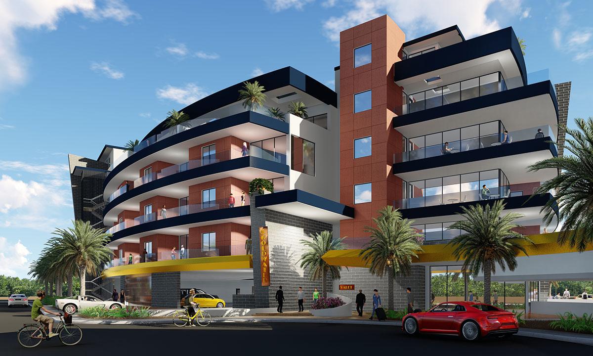 multi-family residential
