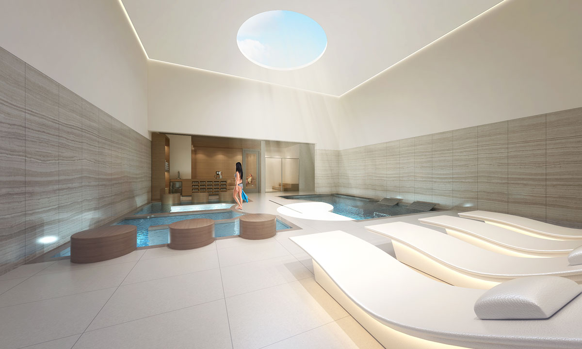 wellness spa design